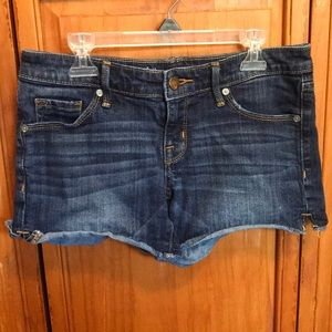 Mossimo Cut-off Jean Shorts
